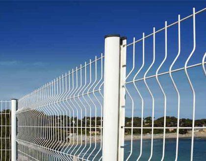 Инновационные технологии в производстве заборов - 3D панели