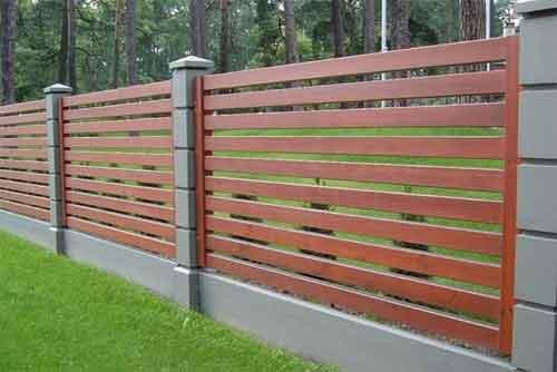 Как выбрать забор для той или иной территории?