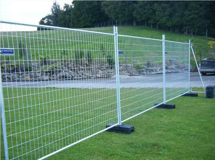 Почему мобильный забор сегодня так широко используется?
