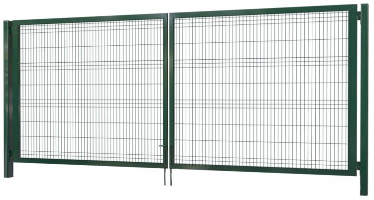Ворота из сетки FENSYS (3м), столб 80x80